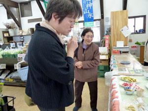 偶然松井さんに遭遇!