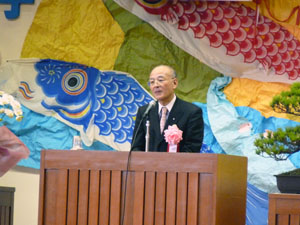 橋本五郎さん