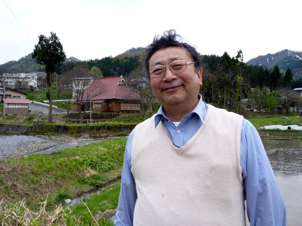 ぶなホテルオーナー 山田博康さん
