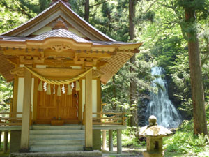四十八滝今木神社
