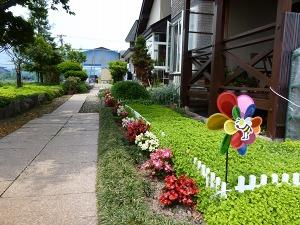 佐藤さんの庭