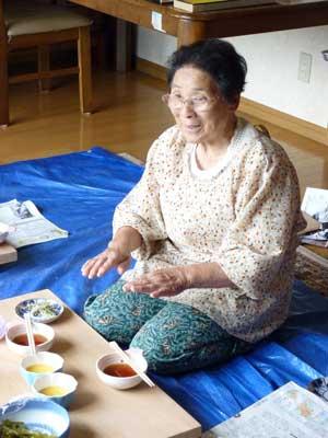 ナツノおばあちゃん