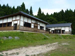 鳥海山国際禅堂