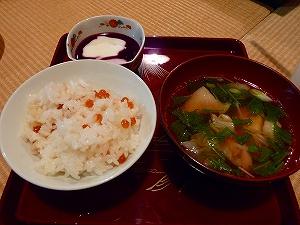 泰山堂 料理