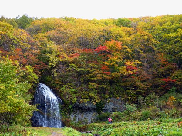湯の又の滝