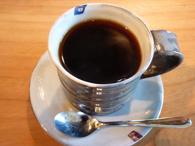 こおひい工房「珈音」のコーヒー