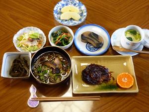 農家レストラン「雅庵」そば御膳
