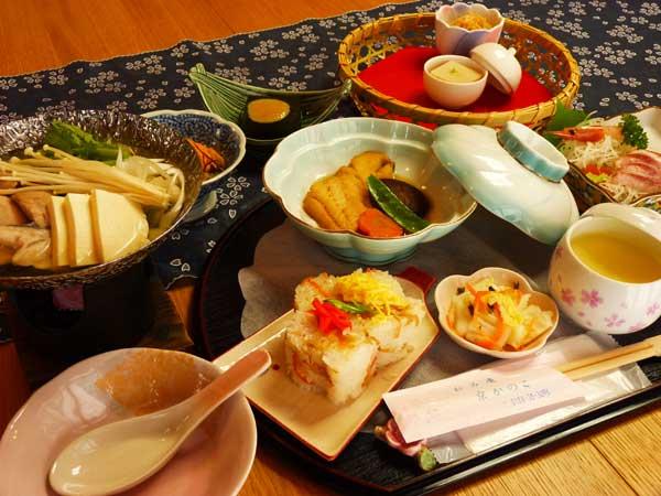 「和み庵」京かのこの鱈料理