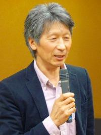 佐々木義実会長