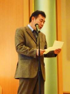 秋田県農林水産部農山村振興課長・保坂龍弥氏