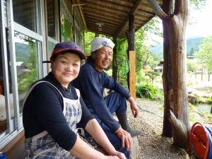田口さんご夫妻