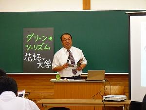 アドバイザー 荒樋豊先生