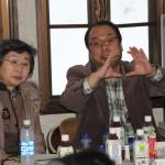県立大学荒樋口教授
