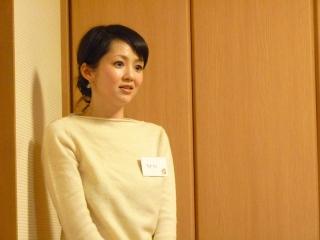 高遠彩子さん(「蕎麦こい日記」著者)