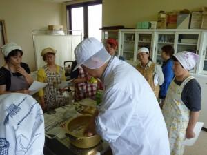 ネバリゴシでパン作り