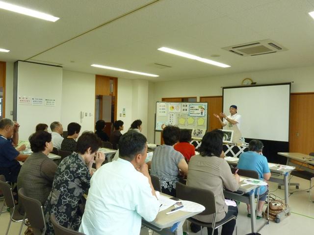 秋田野お米と発酵食講習会
