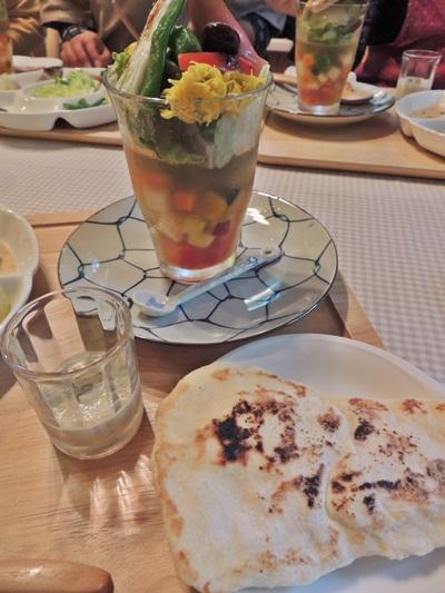 秋野菜パフェ