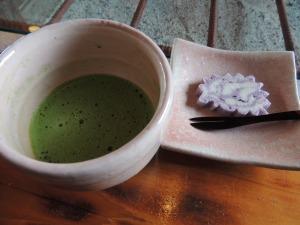 抹茶と雲平のサービス