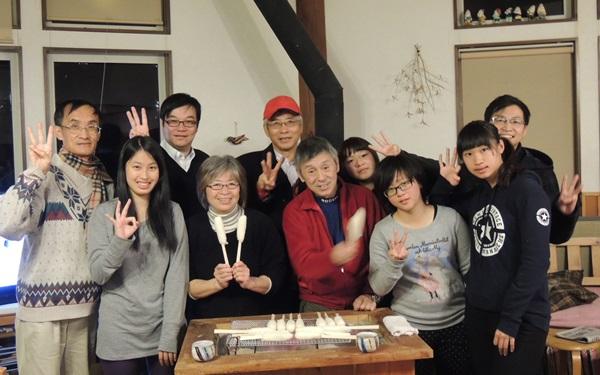 台湾から修学旅行の受入